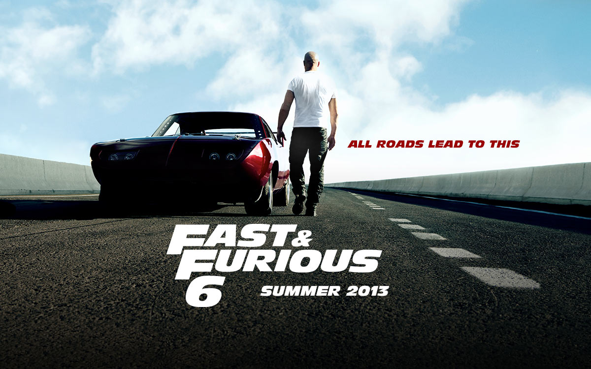 The most ridiculous film ever made: 'Fast & Furious 6 ...